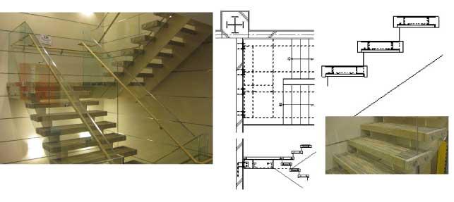 稲妻ササラ階段