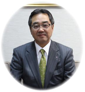 代表取締役社長 淡路芳彦
